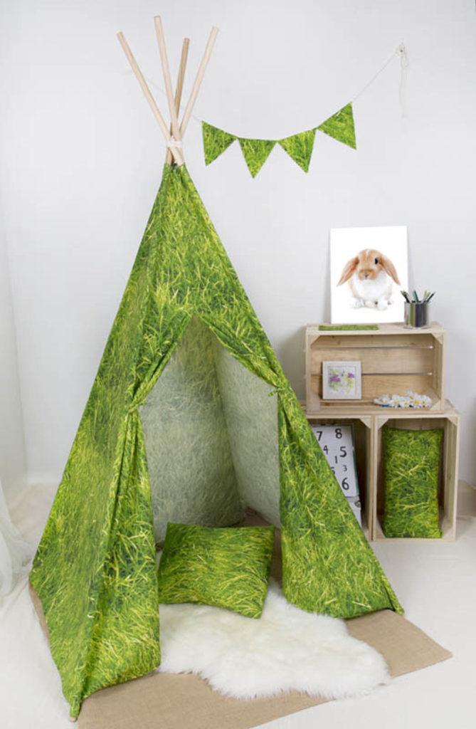 Tipi Green Grass, fabricante Vamos de Picnic