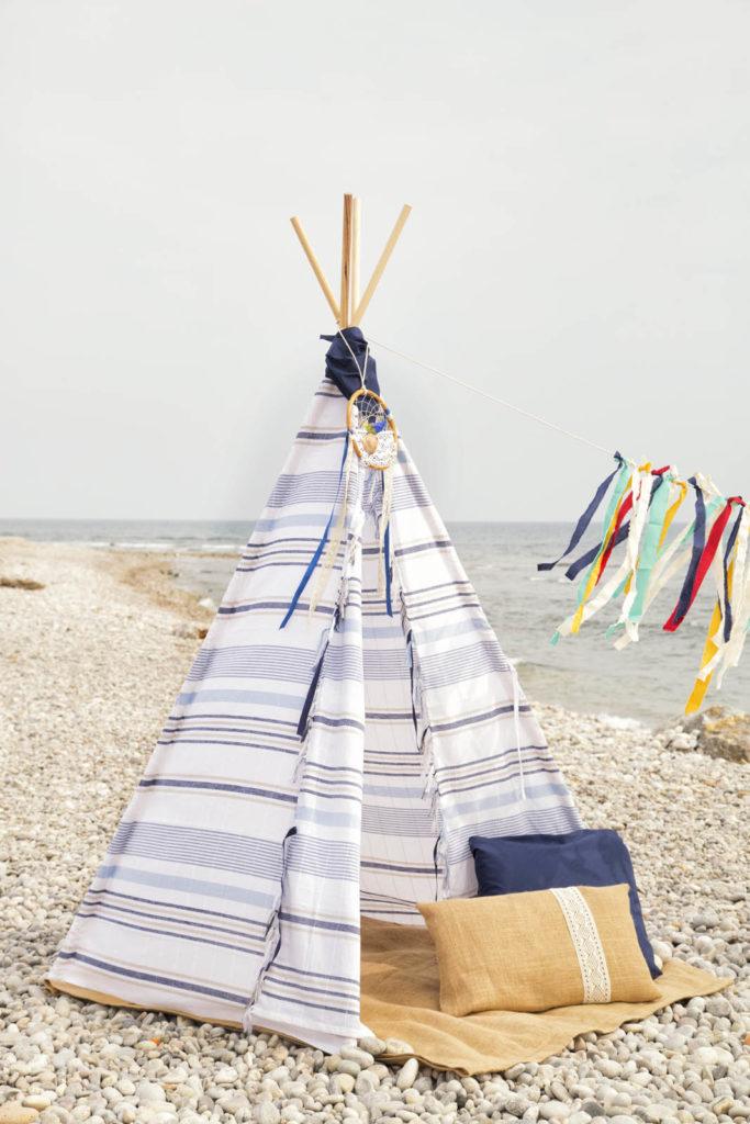 Tipi niño modelo Formentera, fabricante Vamos de Picnic